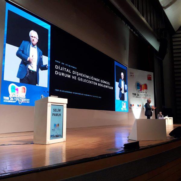 24. Uluslararası Dişhekimliği Kongresi-Orthero-Prof. Dr. Selim Pamuk-1