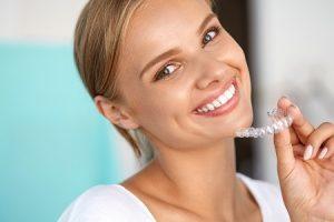 düz diş avantajı